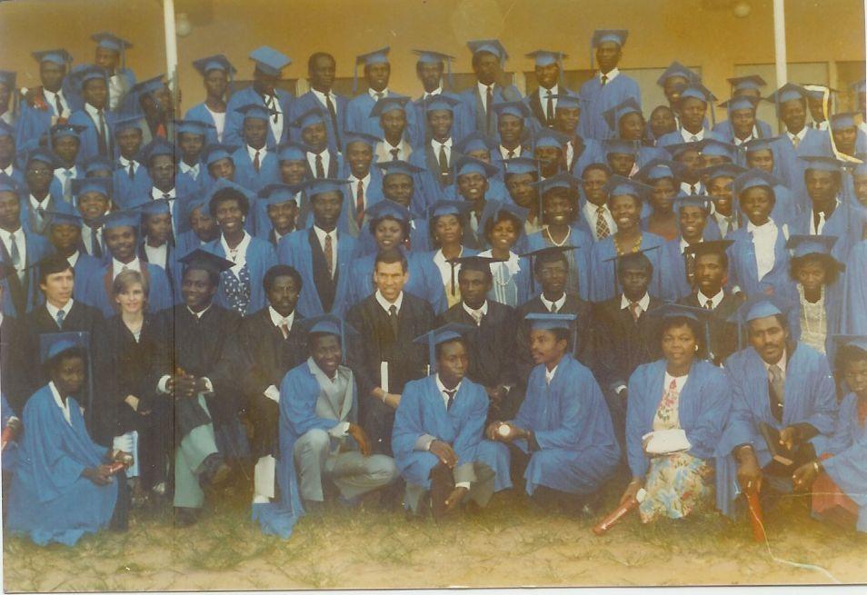 Graduation ANFCBI